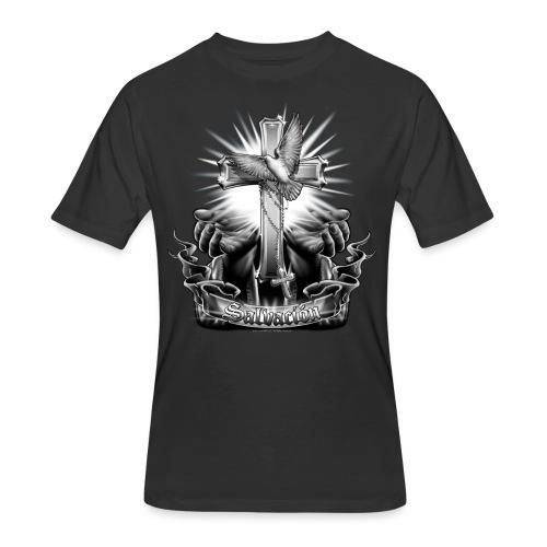 R-108 Salvacion Men's T - Men's 50/50 T-Shirt