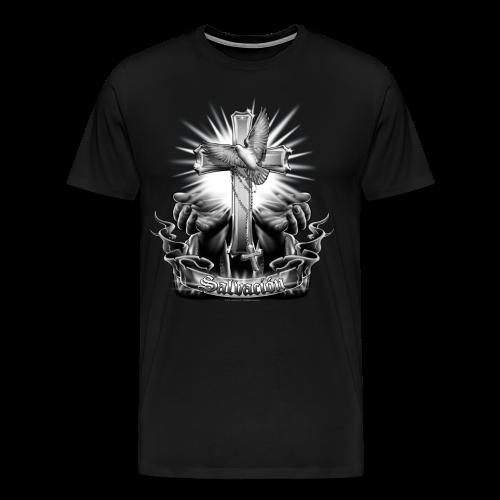 R-108 Salvacion Men's T - Men's Premium T-Shirt