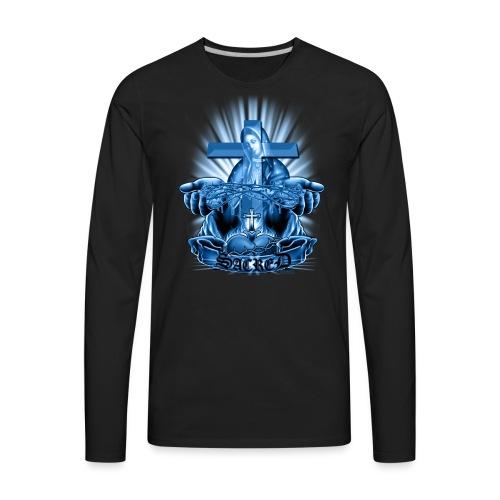 R-107 Sacred Women's T - Men's Premium Long Sleeve T-Shirt