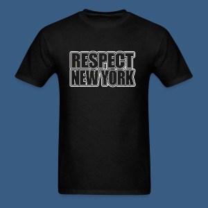 Respect New York - Men's T-Shirt