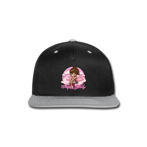 K-107 Angel Baby - Snap-back Baseball Cap