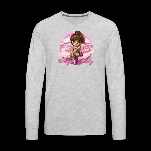 K-107 Angel Baby - Men's Premium Long Sleeve T-Shirt
