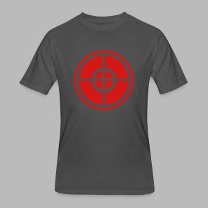 The Sniper - Men's 50/50 T-Shirt