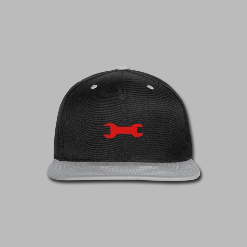 The Engineer - Snap-back Baseball Cap