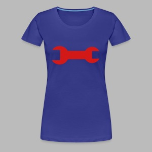 The Engineer - Women's Premium T-Shirt