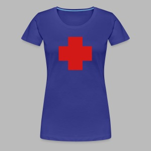 The Medic - Women's Premium T-Shirt