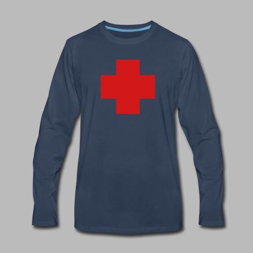 The Medic - Men's Premium Long Sleeve T-Shirt