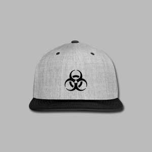 Biohazard - Snap-back Baseball Cap
