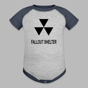 Fallout Shelter - Baby Contrast One Piece