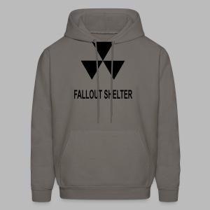 Fallout Shelter - Men's Hoodie