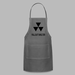 Fallout Shelter - Adjustable Apron