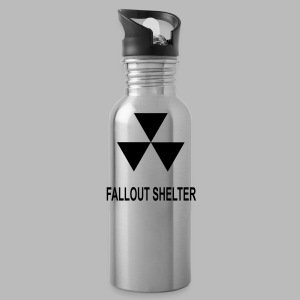 Fallout Shelter - Water Bottle