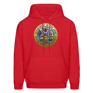 US Army Seal - Men's Hoodie