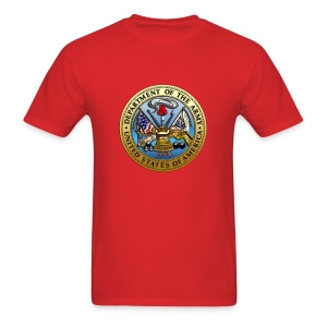 US Army Seal - Men's T-Shirt