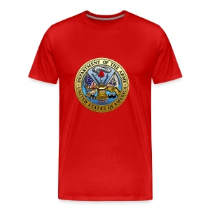 US Army Seal - Men's Premium T-Shirt