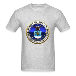 US Air Force (USAF) Seal - Men's T-Shirt