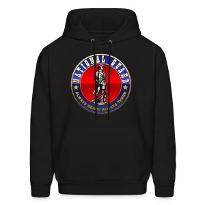 US National Guard (USNG) Emblem - Men's Hoodie