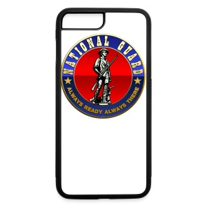 US National Guard (USNG) Emblem - iPhone 7 Plus/8 Plus Rubber Case