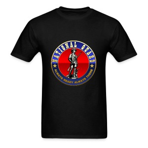 US National Guard (USNG) Emblem - Men's T-Shirt