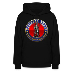 US National Guard (USNG) Emblem - Women's Hoodie