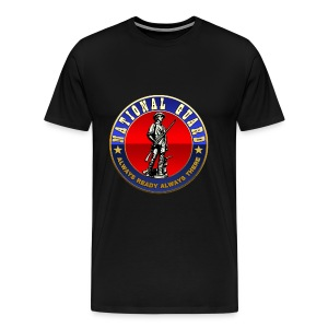US National Guard (USNG) Emblem - Men's Premium T-Shirt