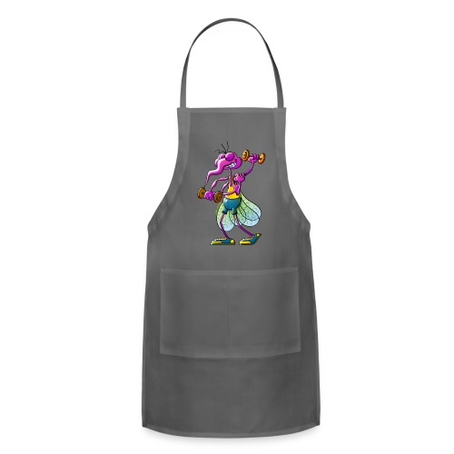 Mosquito Lifting Weights - Adjustable Apron