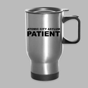 Patient Shirt for Atomic City Asylum - Travel Mug