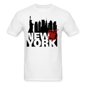 New York Ringer T-Shirt - Men's T-Shirt
