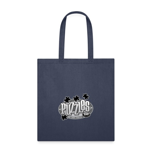 Puzzles Bar Women's Standard Weight T-Shirt - Tote Bag