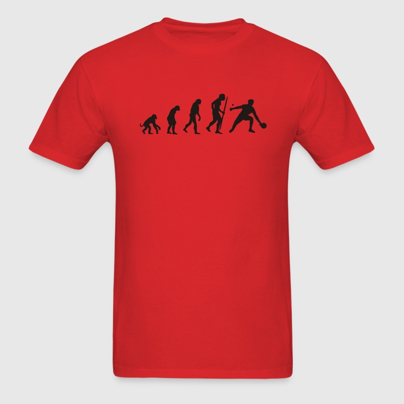 Evolution of Ping Pong/ table tennis T-Shirts - Men's T-Shirt