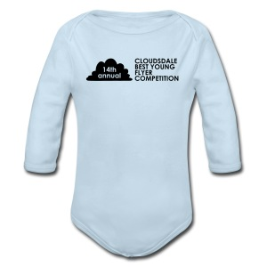 14th annual - Long Sleeve Baby Bodysuit