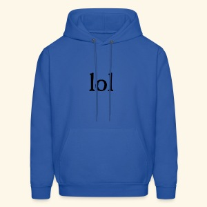 lol...ten thingy - Men's Hoodie