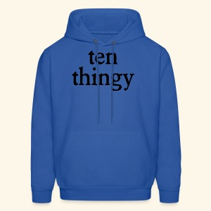 ten thingy - Men's Hoodie
