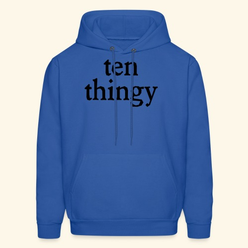 ten thingy - Men's Hoodie
