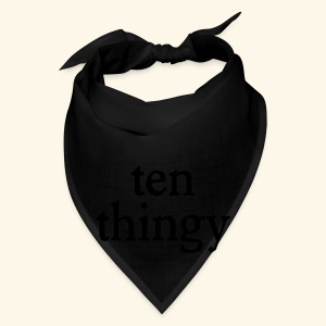 ten thingy - Bandana
