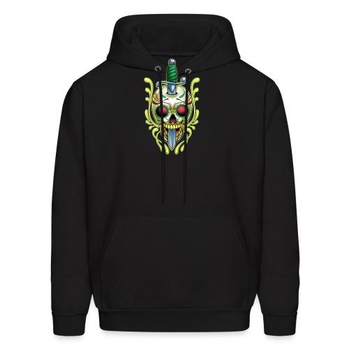 C-119 DoD Skull w/Sword Women's T - Men's Hoodie