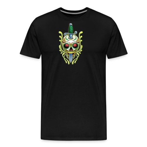 C-119 DoD Skull w/Sword Women's T - Men's Premium T-Shirt