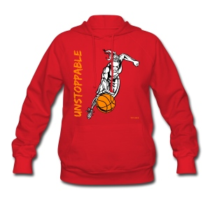 Basketball - Unstoppable - Women - Women's Hoodie