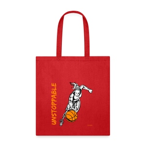 Basketball - Unstoppable - Women - Tote Bag