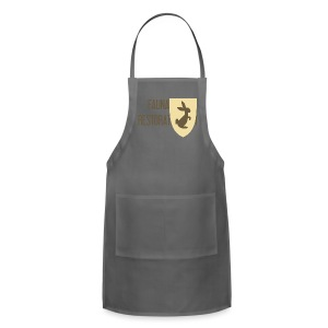 WW Fauna (front & back) - Adjustable Apron