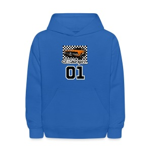 Dukes of Hazzard Dodge Charger - Kids' Hoodie