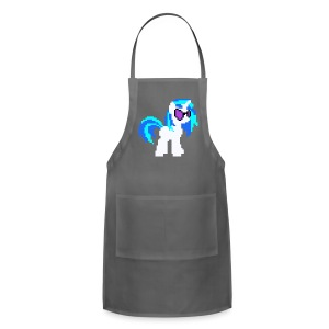 DJ PON-3 pixel single plain - Adjustable Apron