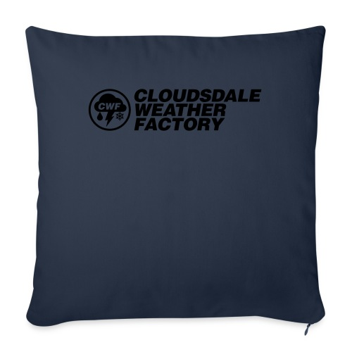 CWF - Throw Pillow Cover