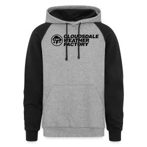 CWF - Colorblock Hoodie