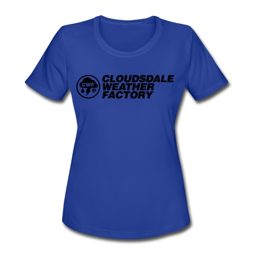 CWF - Women's Moisture Wicking Performance T-Shirt