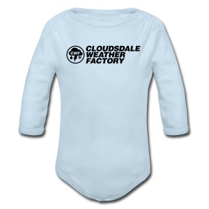 CWF - Long Sleeve Baby Bodysuit