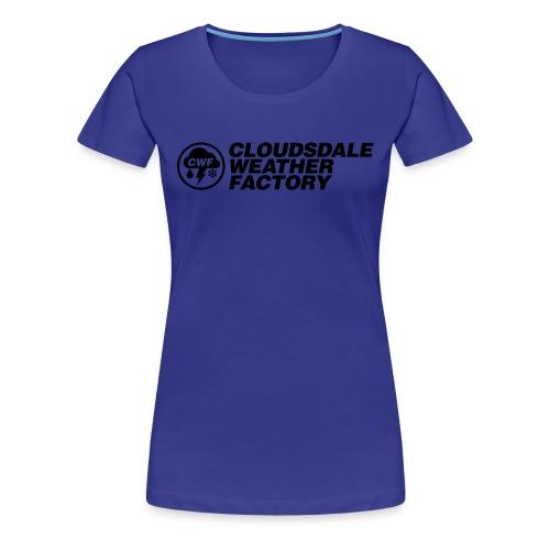 CWF - Women's Premium T-Shirt