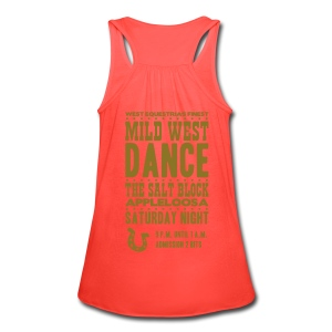 Mild West - Women's Flowy Tank Top by Bella