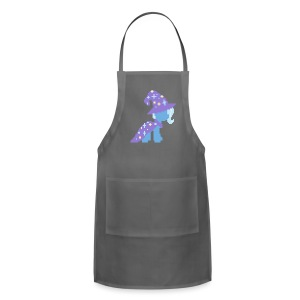 Trixie pixel plain - Adjustable Apron