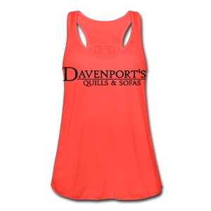 Davenport - Women's Flowy Tank Top by Bella
